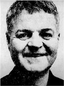 Father Gerard F. Bugge
