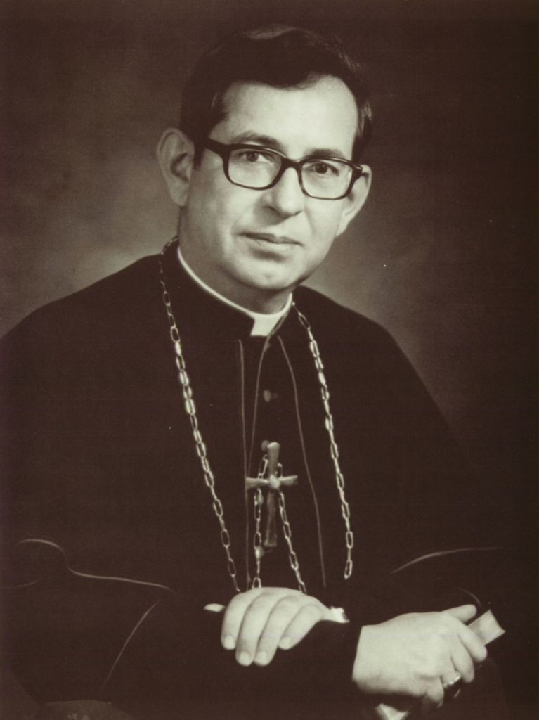 Bishop James S. Rausch